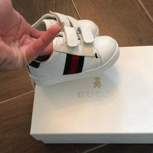 Other - Gucci infant boys sneakers
